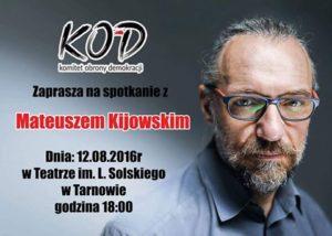 Kijowski Tarnów plakat...
