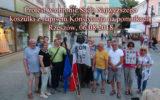 Protest w obronie Sądu Najwyższego koszulki na pomnikach Rzeszów 06.08.2018.