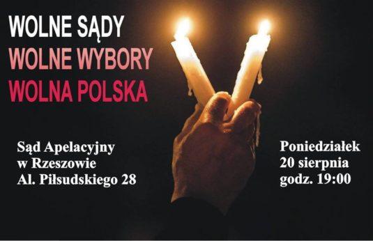 Wolne Sądy, Wolne Wybory, Wolna Polska