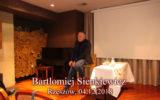 Bartłomiej Sienkiewicz w Rzeszowie 04.12.2018.