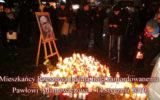 Rzeszów składa hołd zamordowanemu Pawłowi Adamowiczowi 14.01.2019.