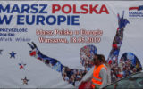 Marsz Polska w Europie – Warszawa 18.05.2019.