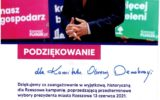 Spotkanie Zarządu KOD Podkarpacie z prezydentem Konradem Fijołkiem